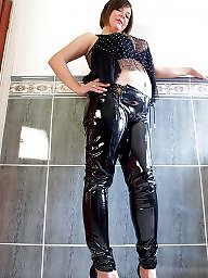 Latex, Leather, Pvc, Mature mix, Mature pvc