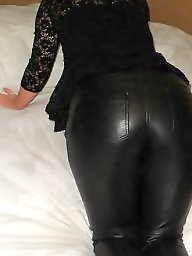 Leather, Pants, Pant
