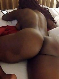 Ebony ass, Woman, Ebony amateur