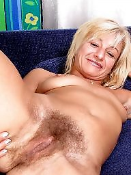 Mature hairy, Natural, Natural mature, Mature women