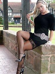 Teen stockings, Milf stocking