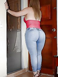 Ass, Jeans, Tights