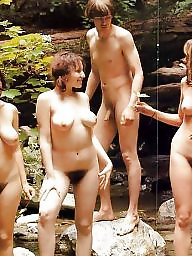 Nudists, Nudist, Hairy vintage, Vintage hairy