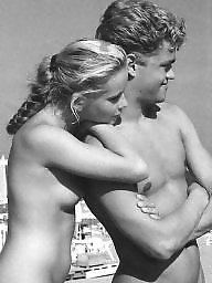 Public nudity, Vintage amateur, Vintage amateurs