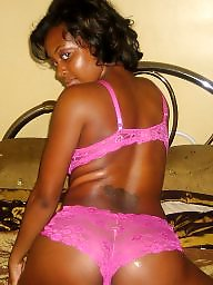 Black tits, Black pussy