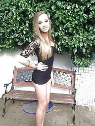 Bbc, Dress, Teen dress, Interracial teen, White