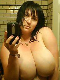 Busty, Big amateur tits, Amateur big tits