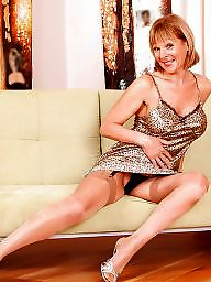 Nylon, Grannies, Legs, Granny stockings, Mature legs, Granny