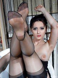 Stockings, Teen stockings