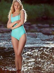 One piece, Swimsuit, Bodysuit, Swimsuite