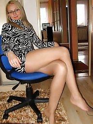 Legs, Leggings, Crossed legs