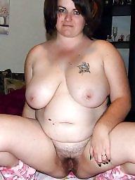 Curvy, Bbw hairy