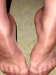 Pantyhose, Feet, Stocking feet, Pantyhose feet