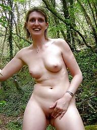 Natural boobs, Bbw amateur