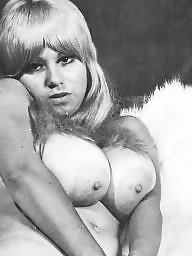 Blond, Vintage boobs
