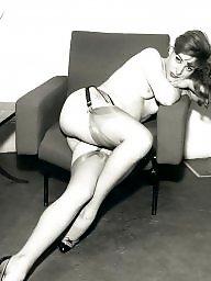 Nylon, Vintage, Nylons, Ladies, Lady, Vintage milf