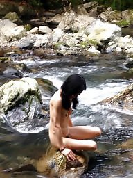 Outdoor, Public, Milf, Amateur milf, Outdoors, Nudity