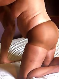 Mature pantyhose, Mature stockings, Pantyhose mature, Mature stocking, Bitch, Ass mature