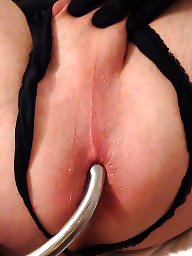 Ass, Toy, Amateur anal, Anal toys, Anal toy