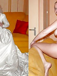 Bride, Clothed, Brides, Clothes, Cloth