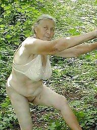 Grannis, Mature granny, Grab