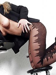 Nylon, Upskirt, Pantyhose upskirt, Tall, Stocking, Nylons