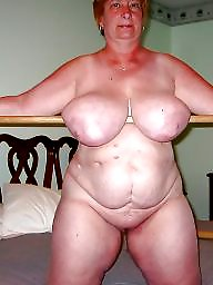 Amateur bbw, Matures, White