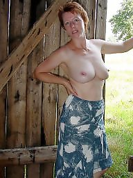Mature redhead, German, Redhead mature, German mature, German amateur, Mature german