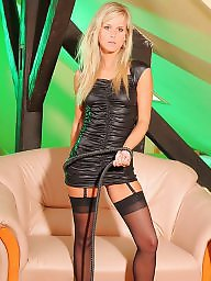 Nylon, Dress, Nylons, Heels, Dressed, Leggings