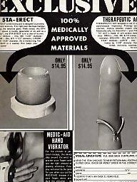 Vintage hairy, Magazine