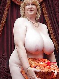 Mature amateur, Big boob