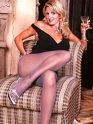 Mature pantyhose, Pantyhose mature, Blonde mature, Mature stocking, Mature blonde, Stocking mature