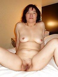 Japanese milf, Japanese pussy, Horny