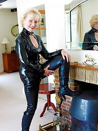Granny, Mature femdom, Granny stockings, Dominatrix, Granny stocking, Grannies