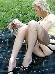 Lady, Mature upskirt, Mature stocking, Vintage mature, Upskirt mature, Stockings mature