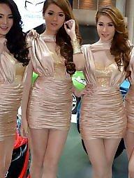 High heels, Heels, Thailand, Asian stocking, Asian babe