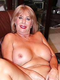 Mature milf, Blonde mature