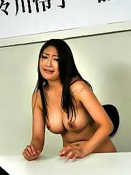 Japanese milf, Asian milf, Milf tits