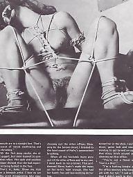 Bondage, Magazine, Magazines