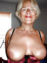 Granny boobs, Stockings, Granny stockings, Mature stocking, Boobs granny, Big granny