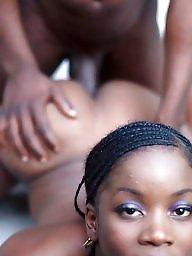 Ebony, Hardcore