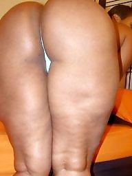 Ass, Ebony babe