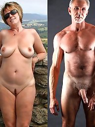 Young, Naked, Old milfs