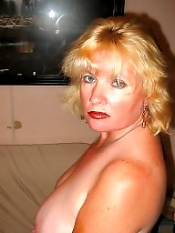 Blonde mature, Bbw mature