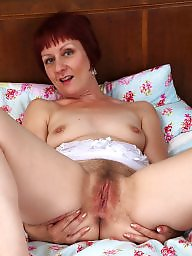 Redhead mature, Redhead