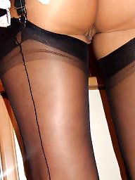 Nylon, Mature nylon, Nylons, Mature in stockings, Stocking mature, Nylon mature