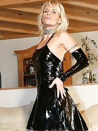 Latex, Leather, Amateur mature