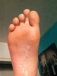 Sperm, Footjob, Stocking feet