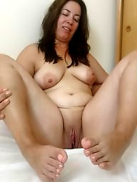 Bbw, Fat mature, Mom, Chubby, Spreading, Fat