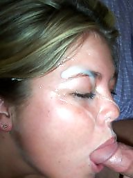 Facial, Girl, Amateur facials